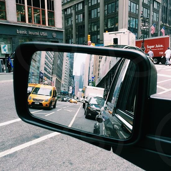 Hustle Bustle. Gotta Love NYC photo