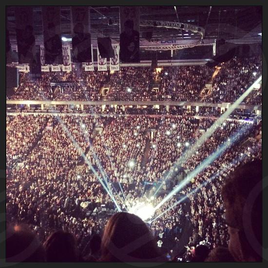 Keith Urban concert - Toronto ON photo