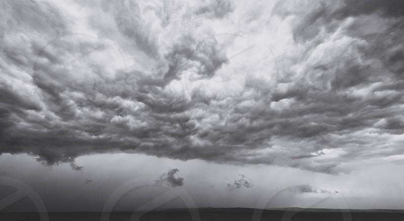 nimbus clouds photo