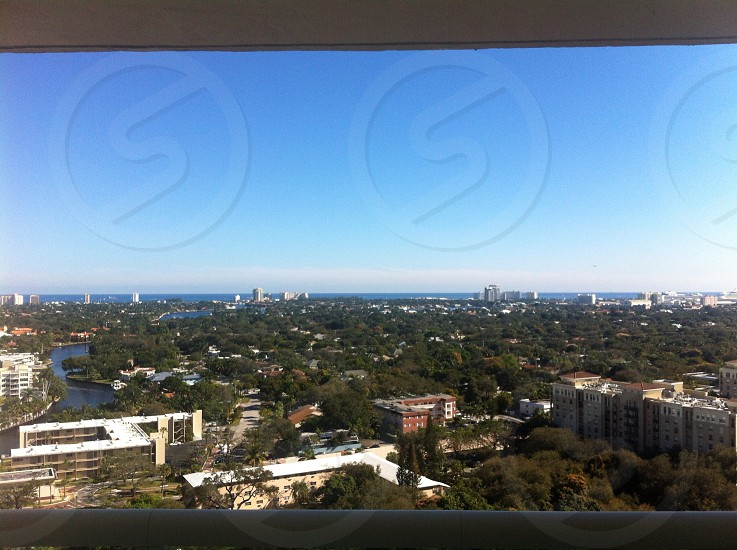 Fort Lauderdale Skyline photo