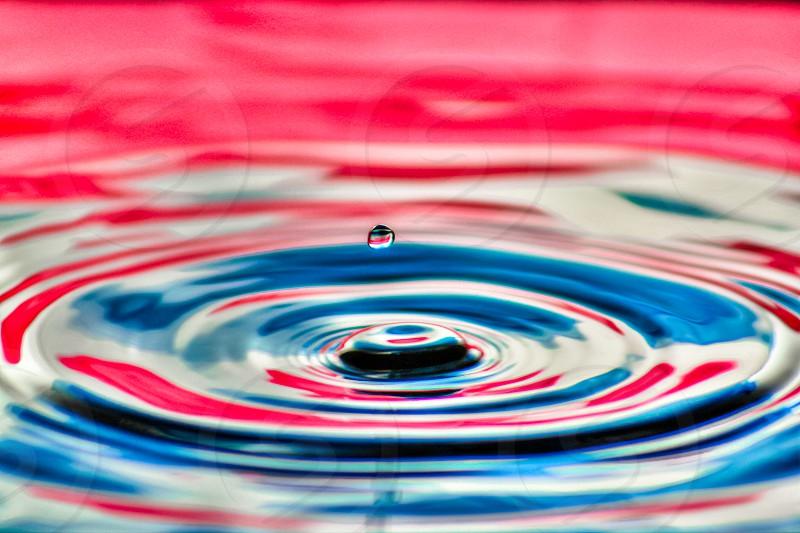 water drop macro photography photo