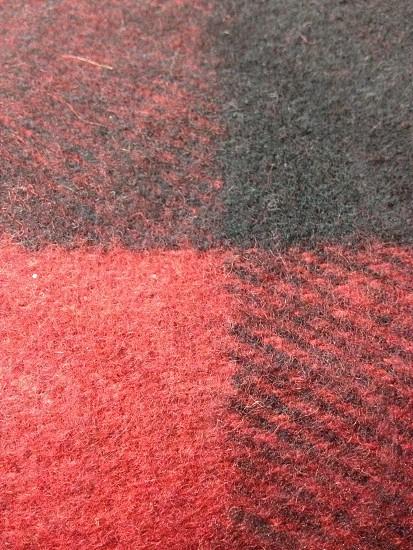 Wool squares photo