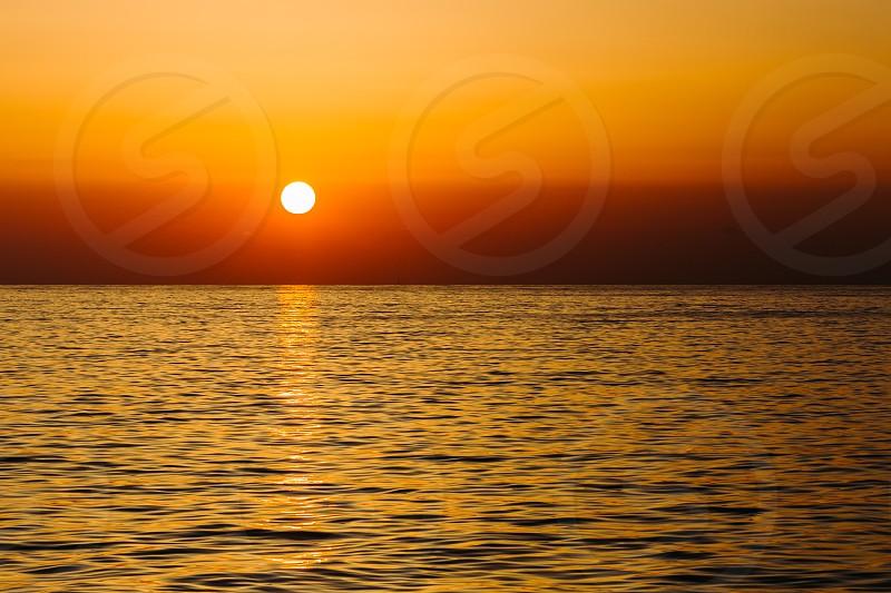 Sunset Love photo