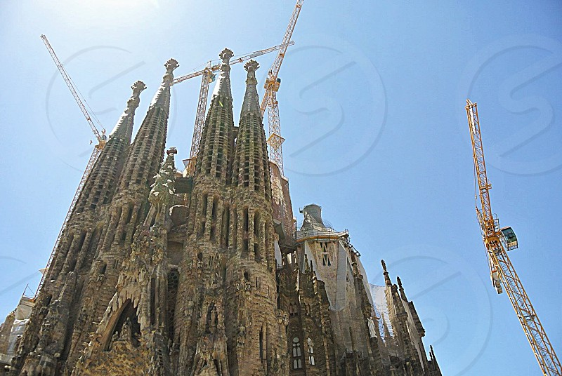Barcelona Spain photo
