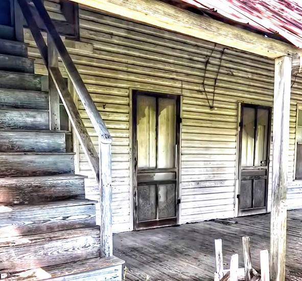 Vintage Deep Texas Cabin Vintage Cottage Farmhouse Farmhouses  photo
