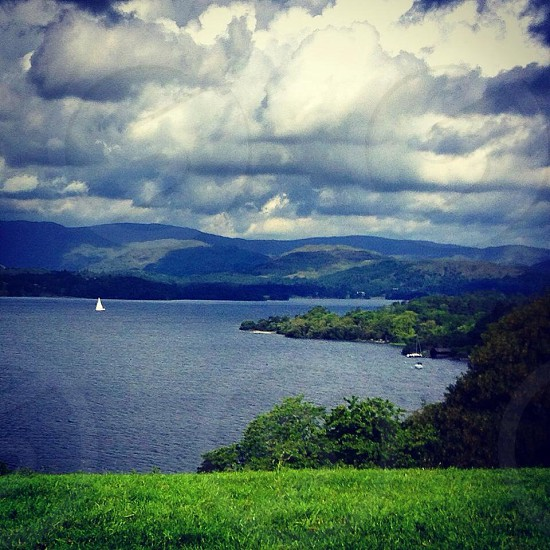 Windermere Lake District photo