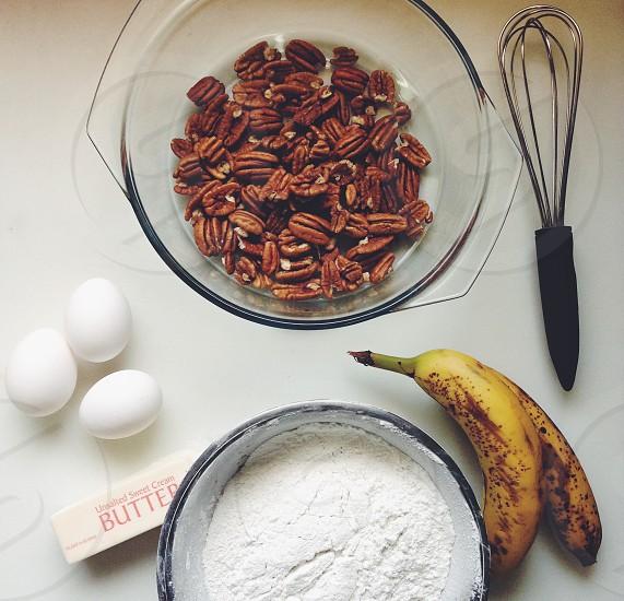 Baking Banana Bread photo