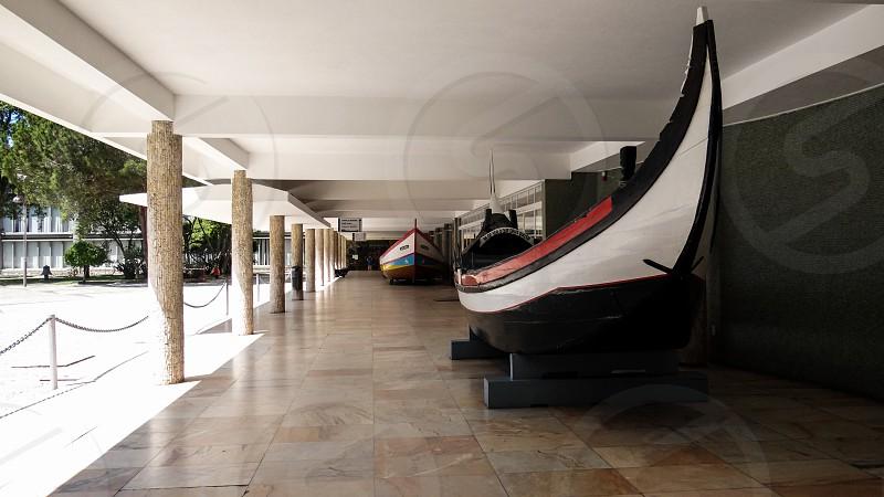 Navy Museum Lisbon Portugal photo