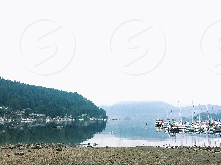Deep Cove British Columbia Canada photo