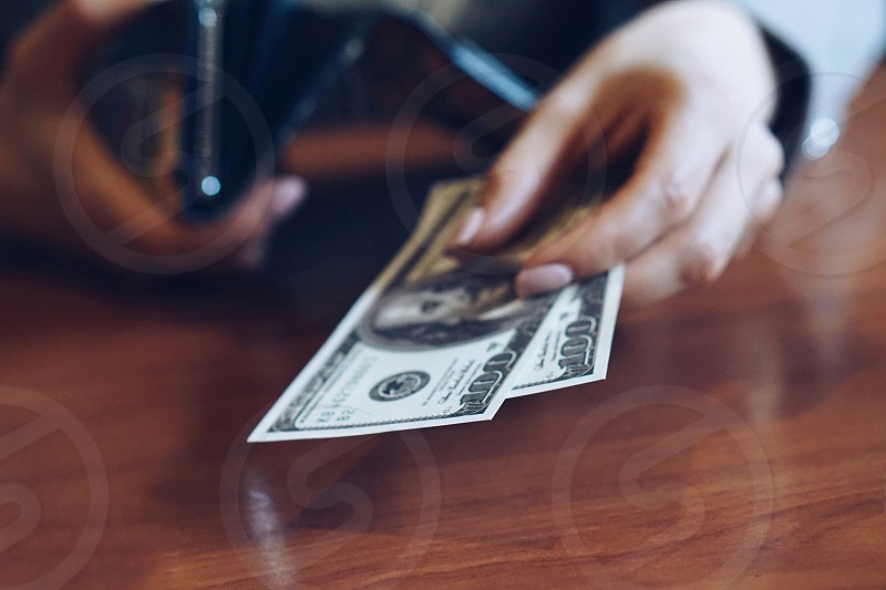 Cash cash money cash payment cash dollars credit cards online banking banking payment shopping sale business retail retail shopping finance personal finance wallet  photo