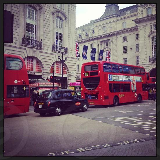 London street view photo