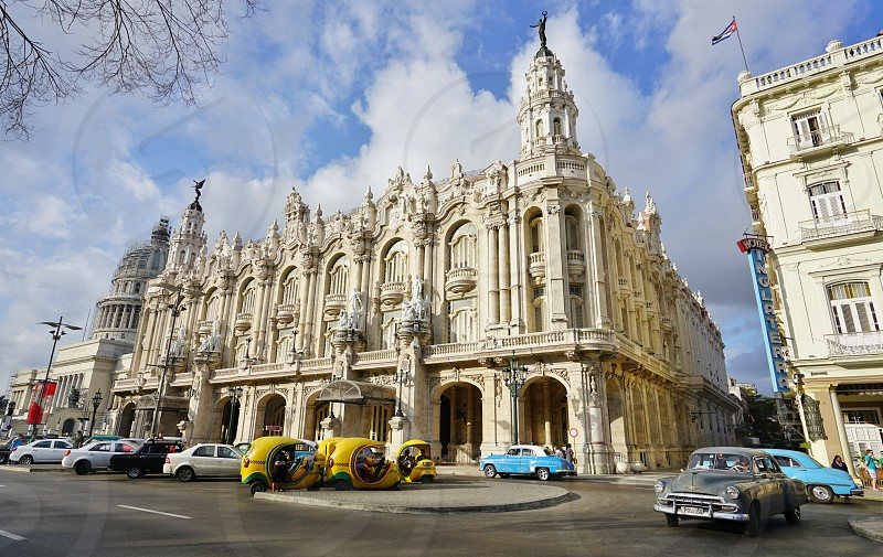 Gran Teatro de La Habana - Havana Cuba photo