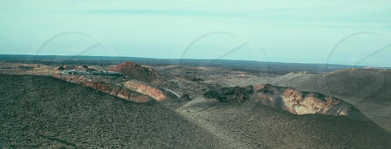 Timanfaya National Park - Lanzarote photo