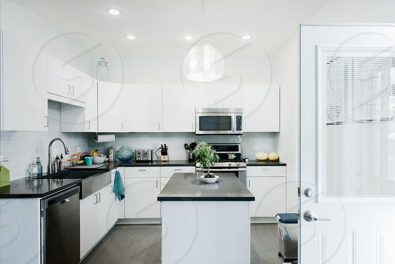 kitchen section photo