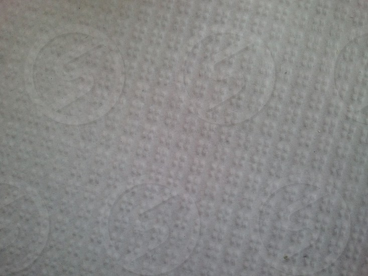 table white paper pattern photo
