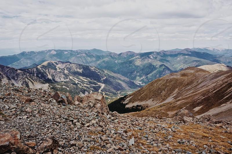 Wheeler Peak NM photo
