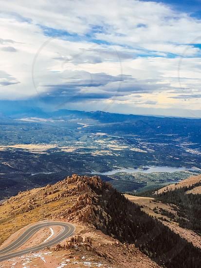 Harney Peak Colorado  photo
