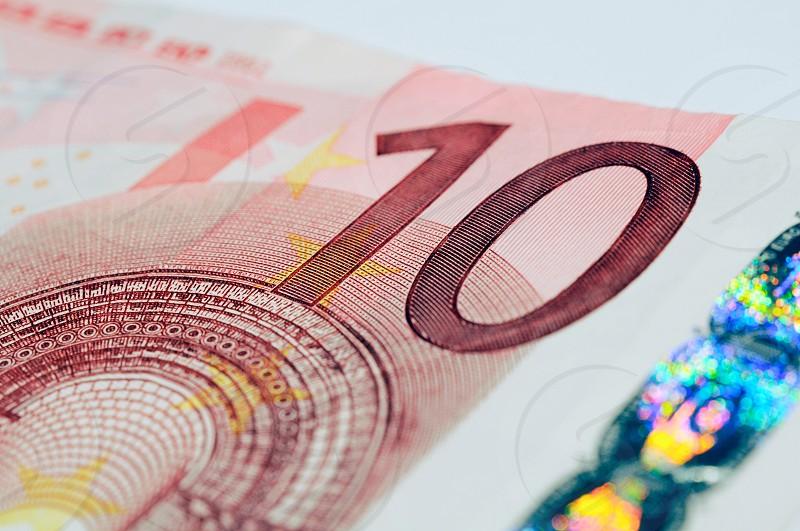 10 banknote photo