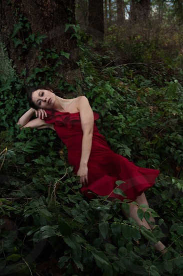 Cloe in the ivy (2019) photo