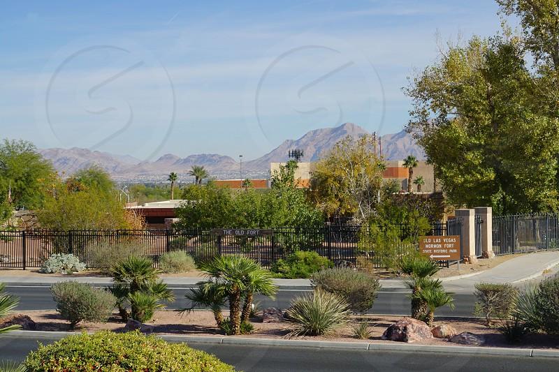 Old Las Vegas Mormon Fort State Historic Park -Las Vegas photo