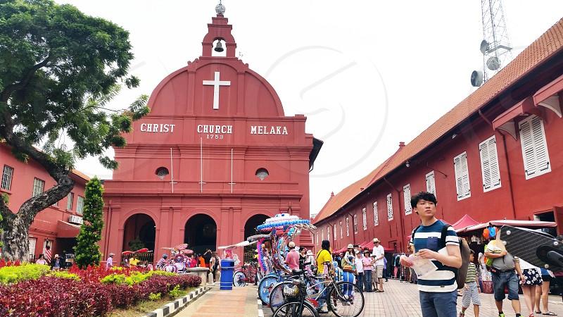 Christ Church Malacca photo