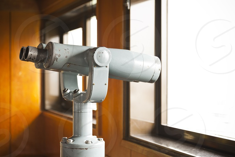 binoculars telescope view panorama color colorful travel trip tourism tourist tranquillity calm peace serenity  photo