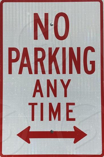 No parkingsignsignagetraffic signroad sign photo