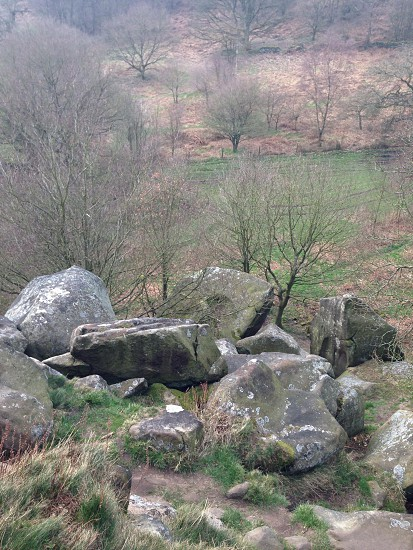 Peak District beauty england  photo