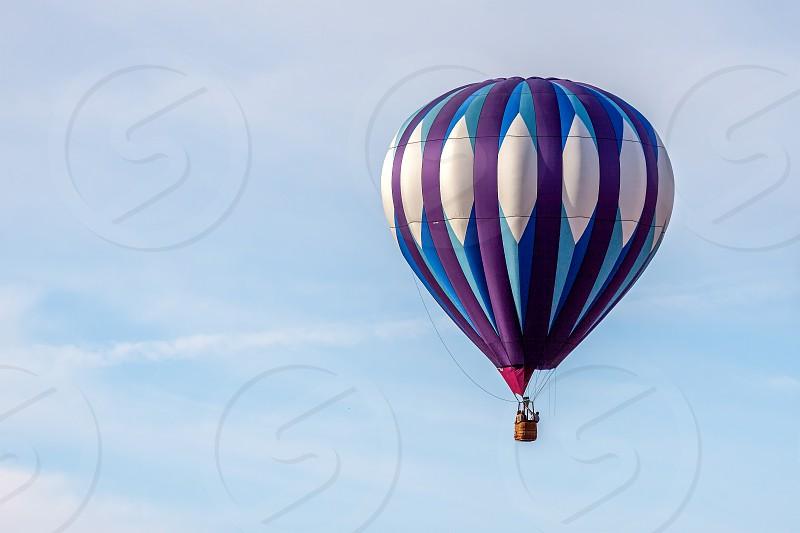 Hot Air Ballooning near Page in Arizona photo