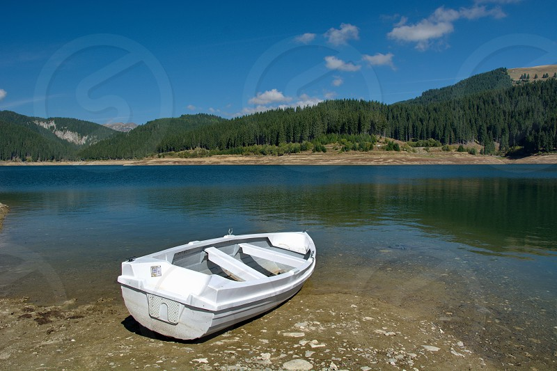 Lake BolbociRomania photo