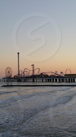 Galveston Sunset #relaxing photo