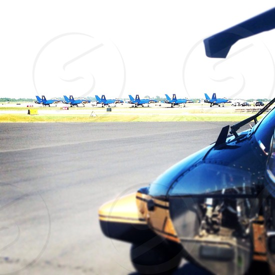 U S Navy Blue Angels photo