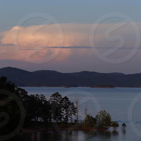 lake view photography photo