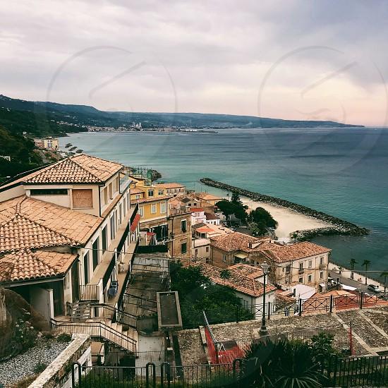 Italy. Pizzo city photo