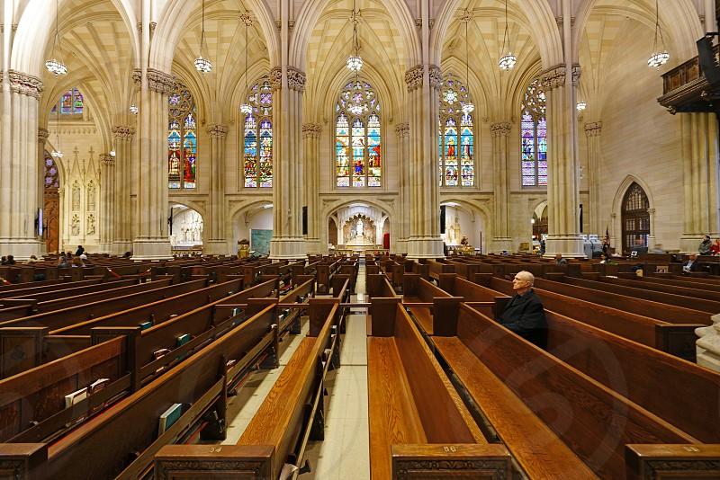 St. Patrick's Cathedral - New York City NY photo