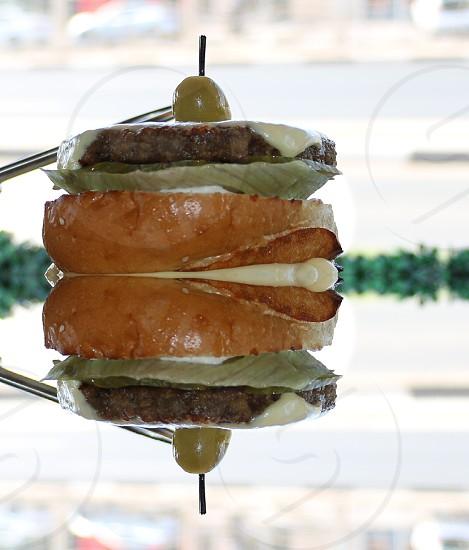 Burger time photo
