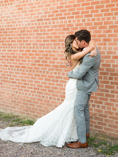 Mesa Arizona wedding - urban setting photo