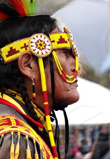 Chumash Indian  photo