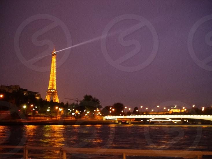 #paris#sunset photo
