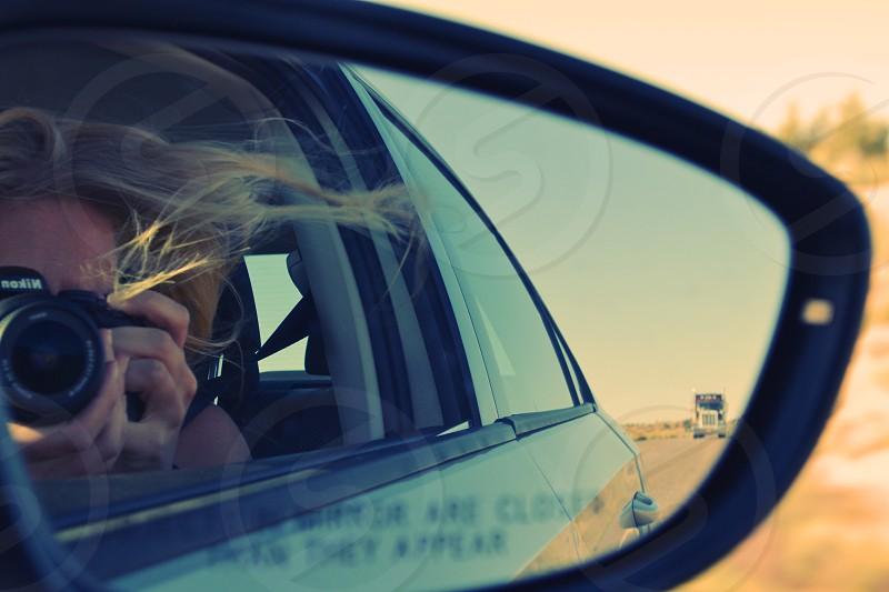 Mirror mirror roadtrip photo