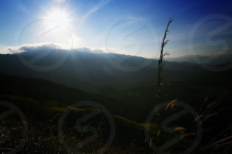 Sunrise at Broga Hills photo