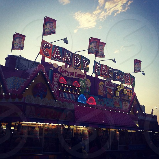 OC Fairgrounds CA photo