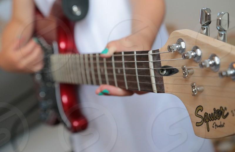 Music player photo
