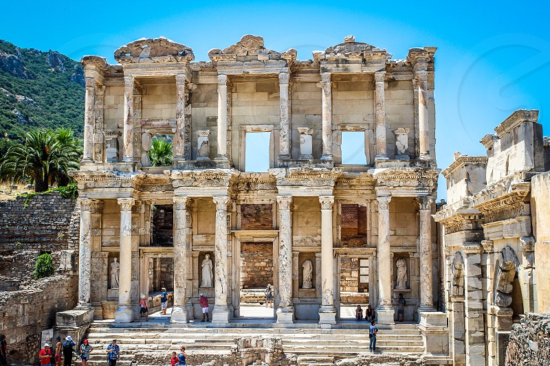 Celsus Library photo