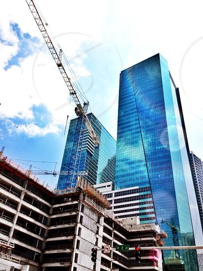 under construction building photo