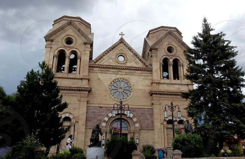 Cathedral Basilica of St. Francis of Assisi - Santa Fe photo