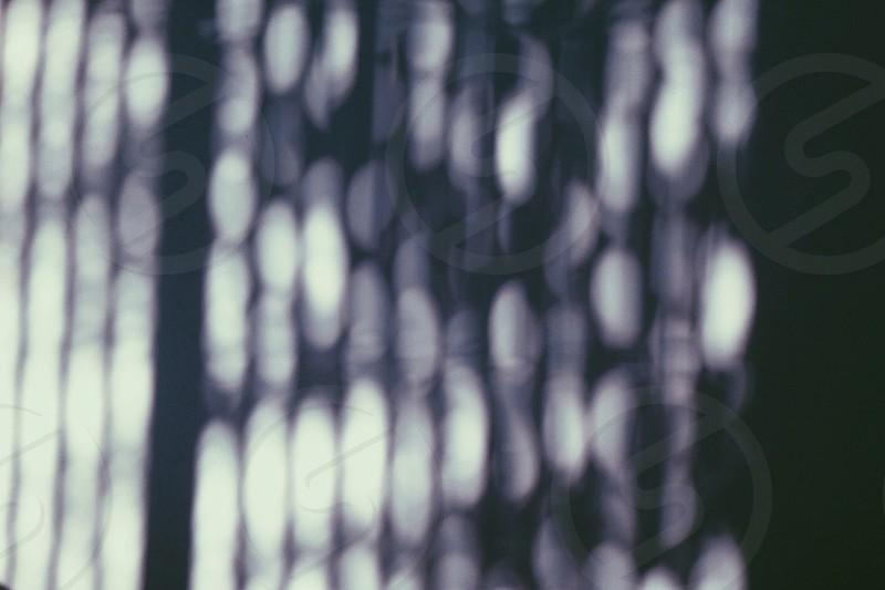 black white textured surface photo