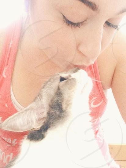 Kitten Kisses G3 filter used photo