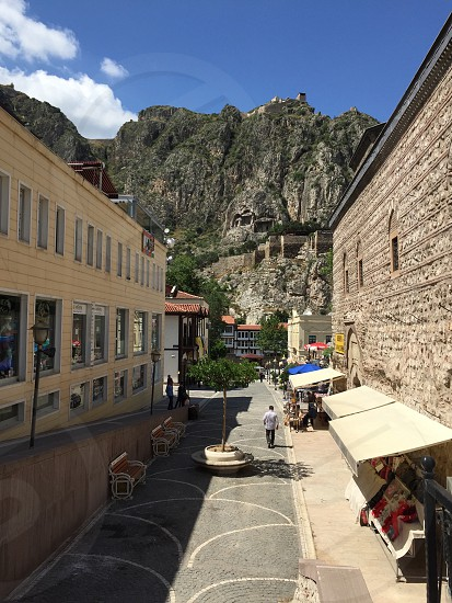 a street view from Turkey photo