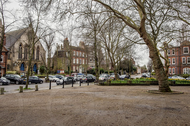 Pond Square Highgate London photo